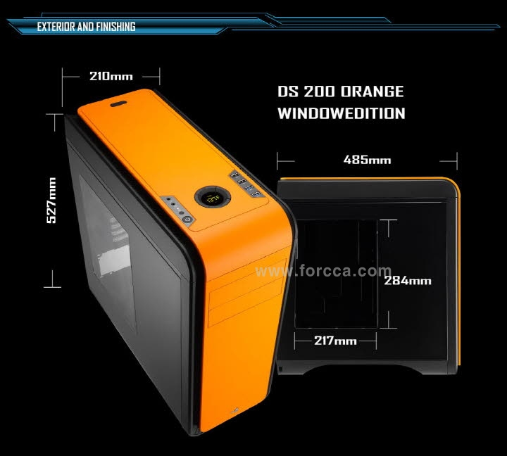 Aerocool DS200 Window Orange-6.jpg